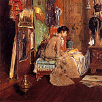 William Merritt Chase - Connoisseur
