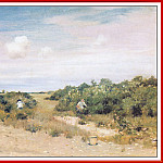 William Merritt Chase - ShinnecockHills LongIsland