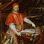 Lodovico Carracci - Portrait of Pope Benedict XIV (Prospero Lambertini)