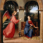 Karl Friedrich Schinkel - Annunciation