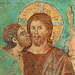 The capture of Christ, Cimabue (Cenni Di Pepo)