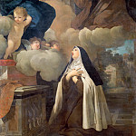 Guido Reni - Ecstasy of Saint Theresa (Attr)