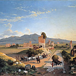 Carl Morgenstern - Via Appia
