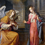 Domenichino (Domenico Zampieri) - Annunciation