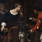 Caterina Cornaro, Queen of Cyprus, Receiving a Letter from the Council [Attributed]