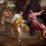 Giovanni Battista Tiepolo - Christ and the Samaritan Woman