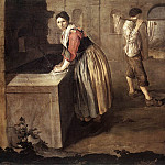 Giacomo Ceruti - The Laundress