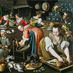Donato Bramante - The Kitchen