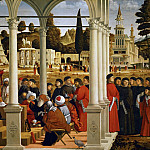 Bernardo Bellotto - Disputation of St. Stephen