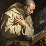 Annibale Carracci - Saint Bruno