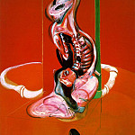 Francis Bacon - CRUCIFY3