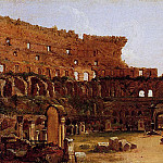 Thomas Cole - Interior of the Colosseum Rome