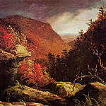 Thomas Cole - The Clove Catskills 1827