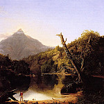 Thomas Cole - Mount Chocorua New Hampshire