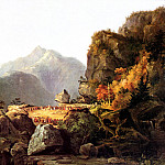 Thomas Cole - Last of the Mohicans