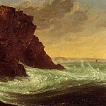 Thomas Cole - Frenchman-s Bay Mt. Desert Island