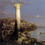 Thomas Cole - The Course of Empire Desolation