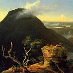 Thomas Cole - Sunny Morning on the Hudson River