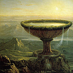Thomas Cole - The Titan-s Goblet