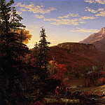 Thomas Cole - The Hunter-s Return