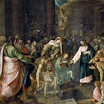 Pier Francesco Mola - Raising of Lazarus