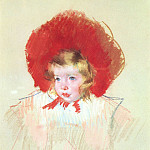 Mary Cassatt - Child with a Red Hat