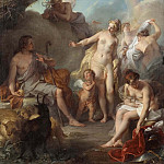 David Klöcker Ehrenstråhl - The Judgement of Paris