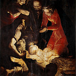 Bergognone (Ambrogio da Fossano) - Adoration of the Shepherds