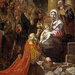 Bernardo Bellotto - Adoration of the Magi