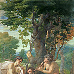 Correggio (Antonio Allegri) - Allegory of the Vices
