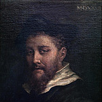 Uffizi - Portrait presumed to be of the artist