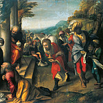 Federico Faruffini - The Adoration of the Magi