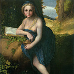 Correggio (Antonio Allegri) - The Magdalene