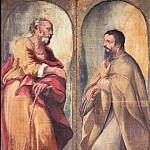 Correggio (Antonio Allegri) - St Joseph and Donor