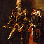 Portrait of Alof de Wignacourt and his Page, Michelangelo Merisi da Caravaggio