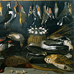 Still Life with Birds , Michelangelo Merisi da Caravaggio