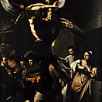 Seven Works of Mercy, Michelangelo Merisi da Caravaggio