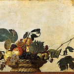 Basket of Fruit, Michelangelo Merisi da Caravaggio