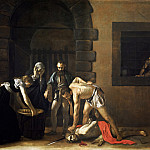 Beheading of Saint John the Baptist, Michelangelo Merisi da Caravaggio