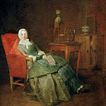 The pleasures of private life, Jean Baptiste Siméon Chardin