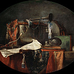 The Attributes of Musiс, Jean Baptiste Siméon Chardin