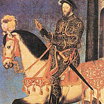 Portrait of Francis I King of France