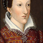 Francois Clouet - Portrait of Mary Queen of Scots