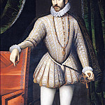 Francois Clouet - Charles IX (1550-1574) King of France