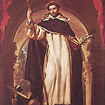 Коэльо Клаудио - COELLO_Claudio_St_Dominic_Of_Guzman