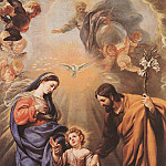 Claudio Coello - COELLO_Claudio_Holy_Family