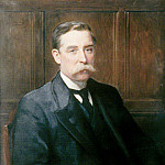 John Collier - Sir Edwin Cornwall (1863–1953), Politician and Coal Merchant