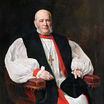 John Collier - Watkin Herbert Williams (1845–1944), Bishop of Bangor