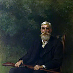 John Collier - Colonel Henry Halford (1828–1897)