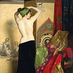 John Collier - Pomps and Vanities